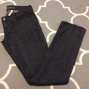 Guess Premium Dark Starlet Skinny Jeans Size 28